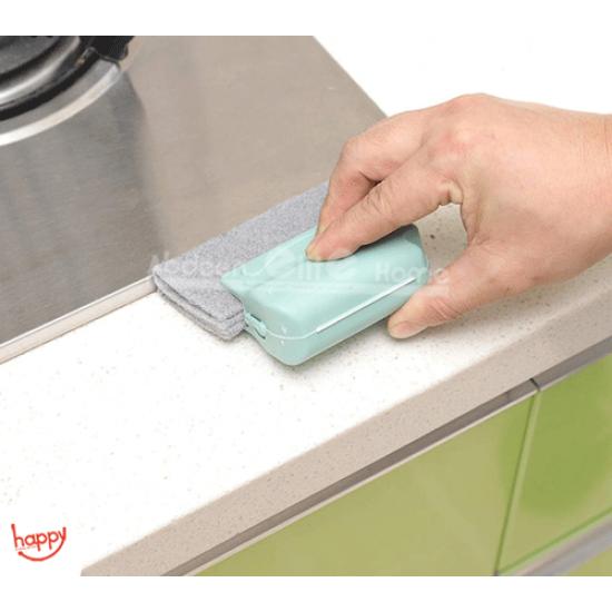 اسفنجة تنظيف المنيوم شباك ,Happy