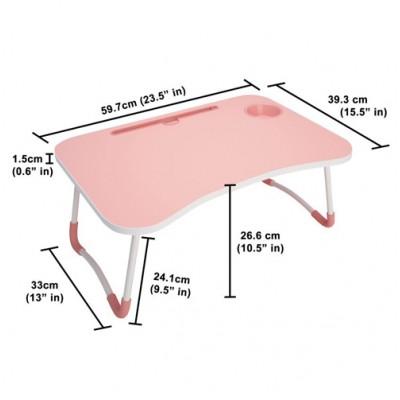 طاولة لابتوب خشب ملون,9203707,هابي