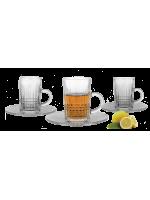 6 كاسة شاي زجاج,9203350,هابي