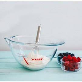جاط زجاج للعجين 4.2 لتر,PYREX