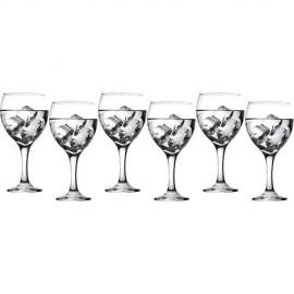 طقم 6 كاسات زجاج،8692952005619,لاف