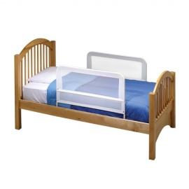 حاجز حماية سرير متحرك من ماركة سيفتي فيرست لون رمادي، قياس عادي 90 سم 320220