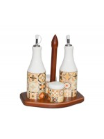 Oil and vinegar set, 9999991994119, elegant