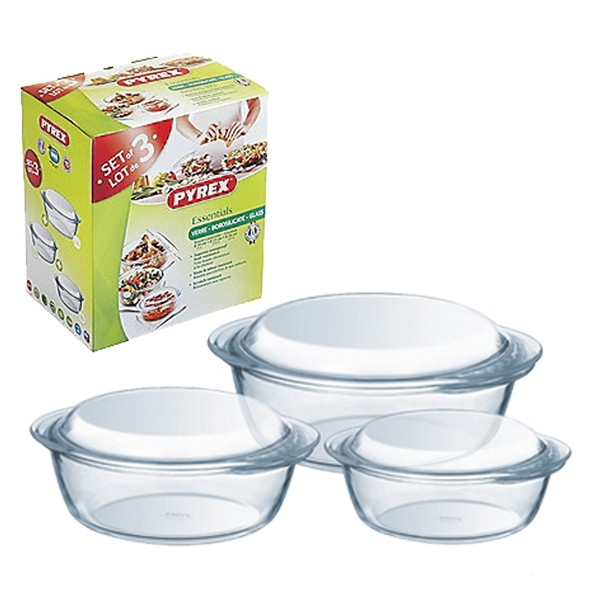 3 Pairx Cookware Set