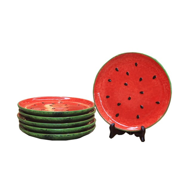 6 bowl of watermelon Cercle 6092550024876