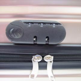 حقيبة سفر، 029191257 ،سمارت ، حجم كبير عدة الوان