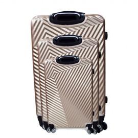 طقم حقيبة سفر، 9191257 ،سمارت عدة الوان  3  احجام