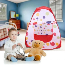 Kids balls tent   Contains 50 balls ,00123