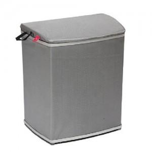 Canvas wash basket - aluminum frame, 8695024060998, PVC