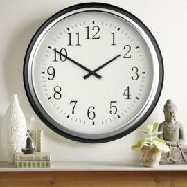 Circular wall clock large 916459