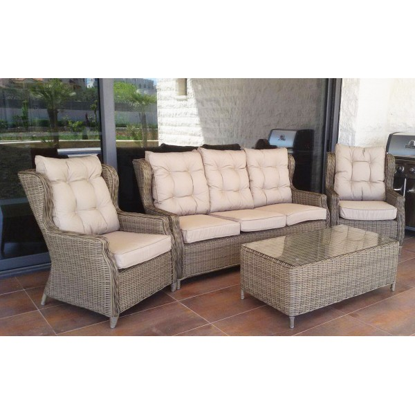 SULTHAN PLUS sofa set
