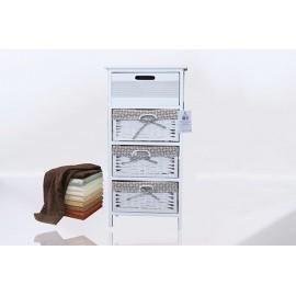 4   جوارير خشب   morjan  4      drawers