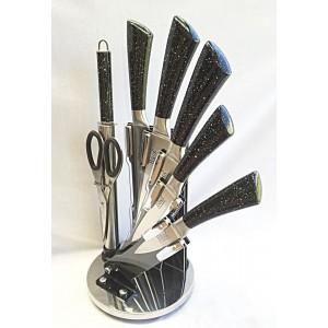 طقم سكاكين مع قاعدة 916322