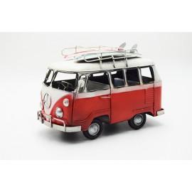 Iron Antique car Minibus 916743
