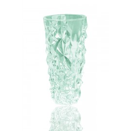 Glass vase drilled 916221