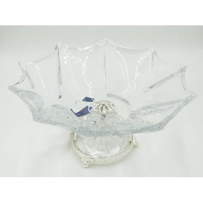 Crystal Silver Platter large 9169212