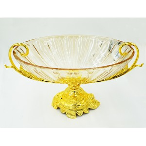 Crystal Platter oval went 9169224
