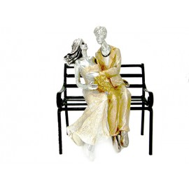 Grooms pair chair 997869 XIAMEN
