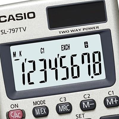 حاسبة جيب  SL-797TV
