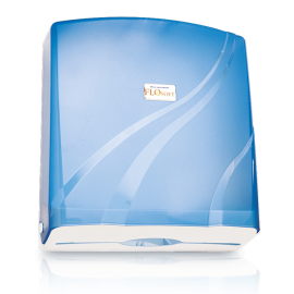 FLOSOFT (Z) FOLD PAPER TOWEL DISPENSER 300 pcs