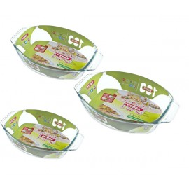 3 Set Platter oval 9999991790036 Pyrex